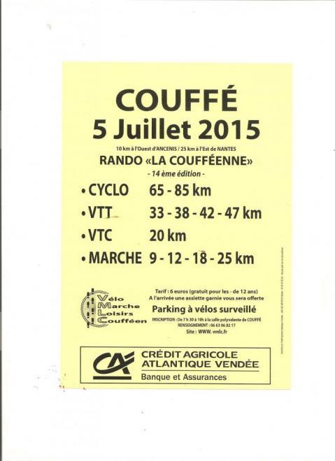 La Coufféenne 2015 pub 1