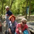 Sortie marche La Barre-de-Monts 2015
